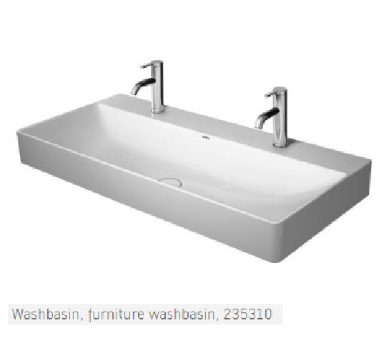 Duravit Washbasin Leptos Bathroom Designs Cyprus