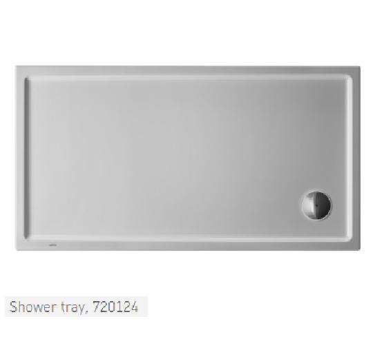 Duravit Shower Tray at Leptos Bathroom Designs Cyprus at Leptos Bathroom Designs Cyprus